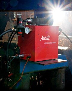 Arcair-Matic N7500 Automated Gouging System