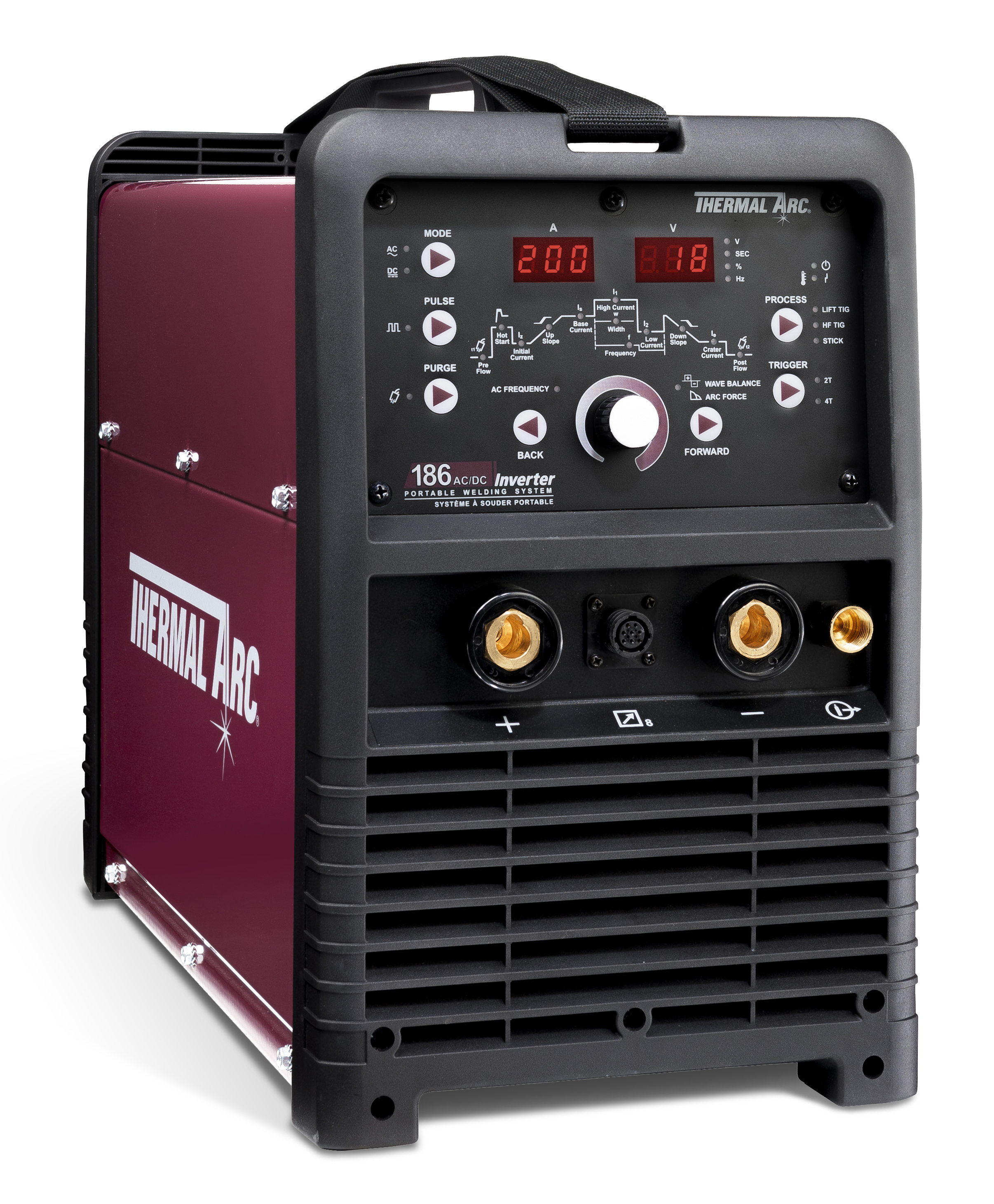 tig welder victor technologies improved thermal arc63720 186 ac dc tig welder now msrp of 1 899