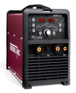 Improved Thermal Arc 186 AC/DC TIG Welder Now with MSRP of $1,899, Features Operator-friendly Interface, 15 Amps More TIG Welding Power