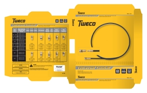 New TwecoUniversal Conduit Liner Adapts to Most Gun Brands, Reduces Cost and Complexity of MIG Consumables Management