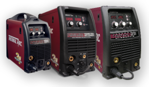 Fabricator 3-in-1 Family of Multi-Process Welding Systems